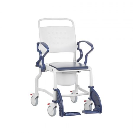Bonn-Shower Chair Commode