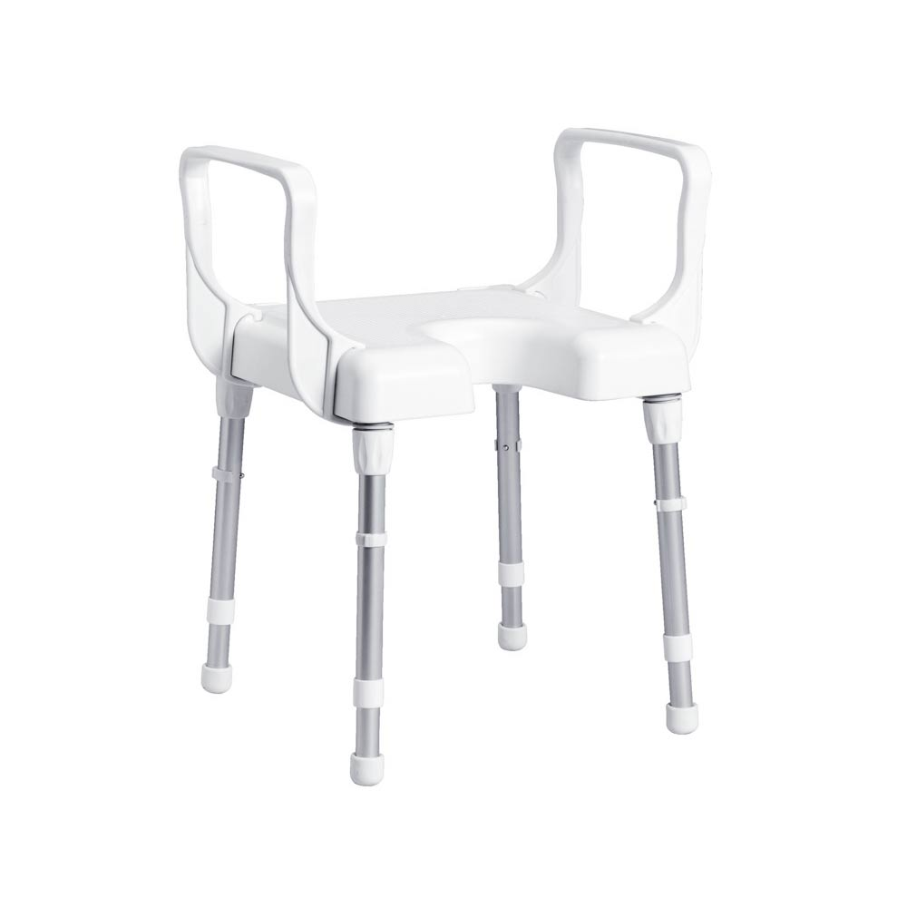 Cannes – Shower Chair With Arm Rests