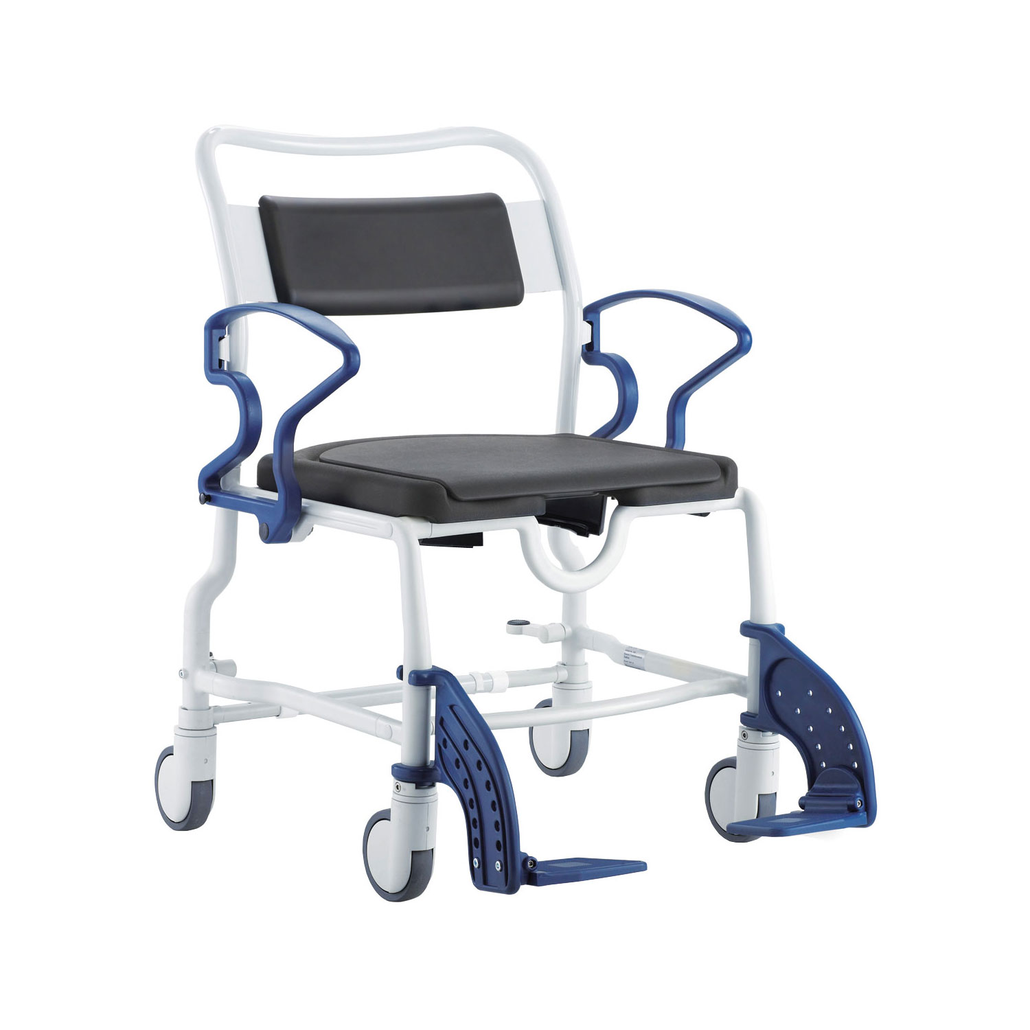 Dallas – Wide Bariatric Shower Chair Commode
