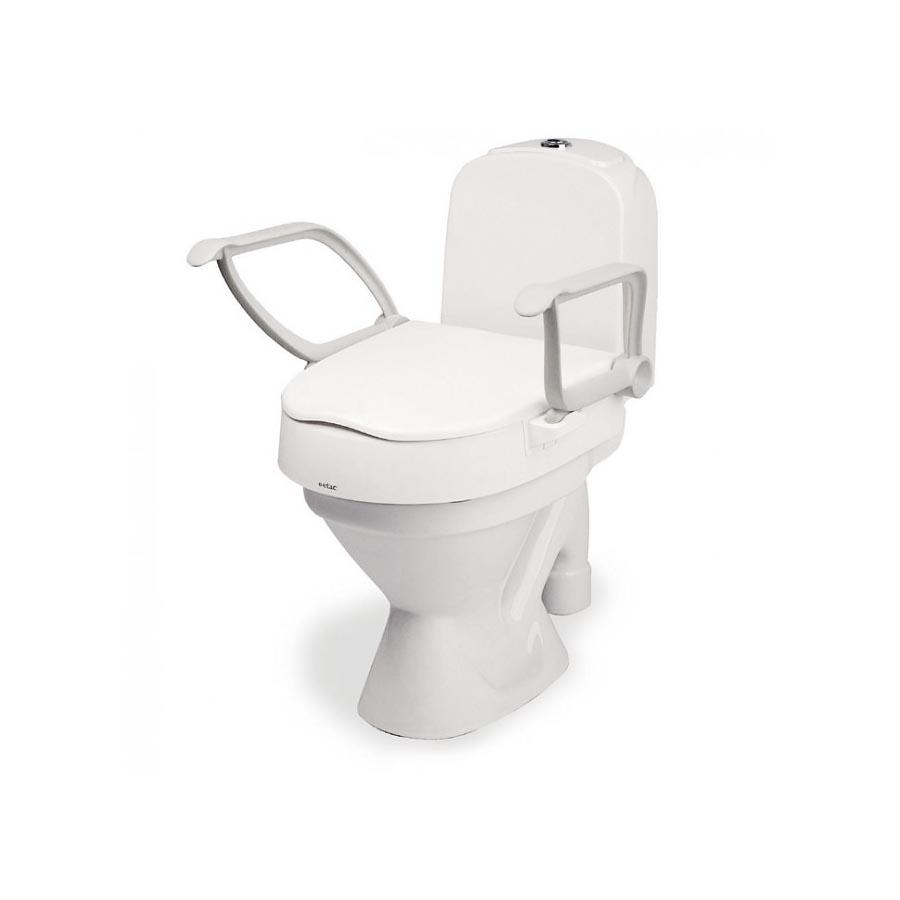 Etac Cloo Toilet Raiser with Armrests
