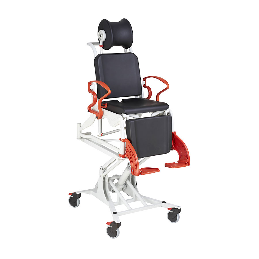 Phoenix Multi- Tilt-in-Place and Power Lift Commode Shower Chair