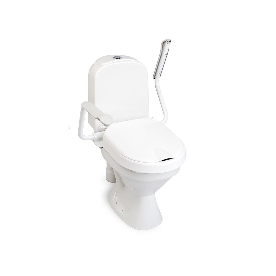 Toilet Seat Raiser & Arm Support